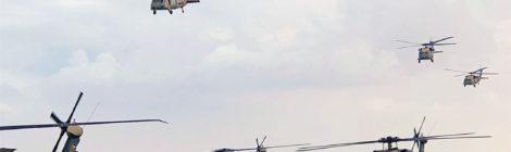 Иордания набирает женщин в пилоты вертолетов