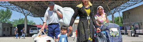 Кыргызстан и Узбекистан договорились о сотрудничестве в пограничных регионах