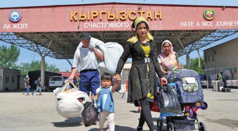 Kyrgyzstan, Uzbekistan Cooperate on Border