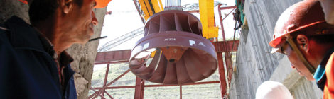 Kyrgyzstan Secures Power Stations