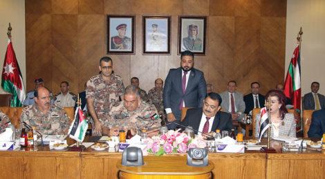 Iraq, Jordan Sign Security Agreement