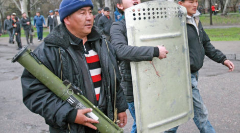 Kyrgyzstan Offers Cash for Weapons