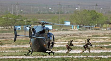 Kazakhstan Promotes Defense Industry