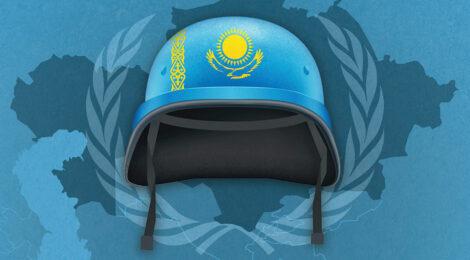 التزام كازاخستان بالسلام