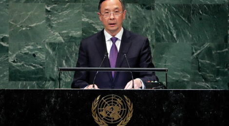 Kazakhstan Widens Global Role