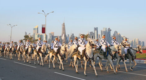 Qatar Leads in Safety and Security