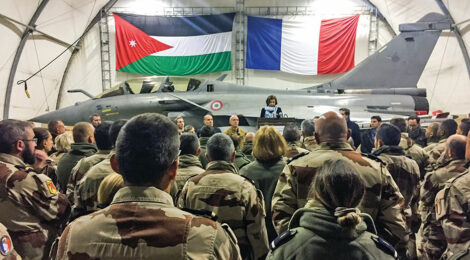 Jordan, France  Commit to Cooperation