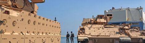 حمایت ایالات متحده از اردوی لبنان
