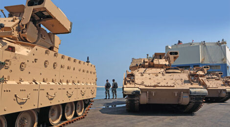 Lebanese Military Gets U.S. Support