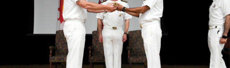 Pakistan Leads Naval Task Force