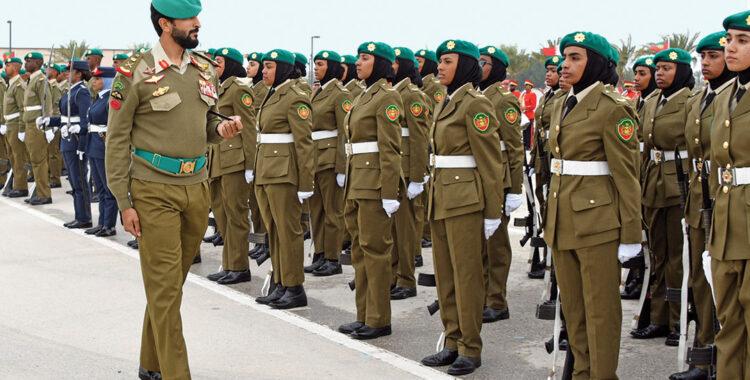 Guarding Bahrain