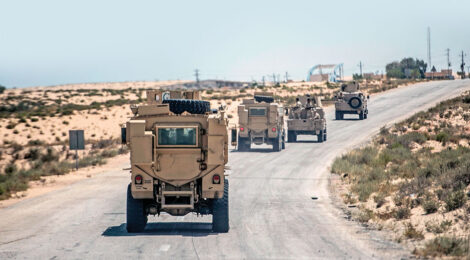 Egyptian Forces Stabilize el-Arish