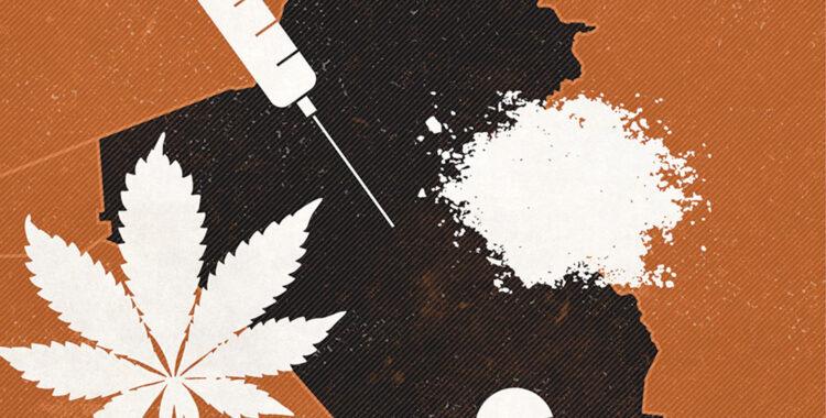 Iraq vs. Drugs