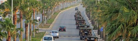 Вооруженные силы Ливана совершенствуют свою боевую подготовку