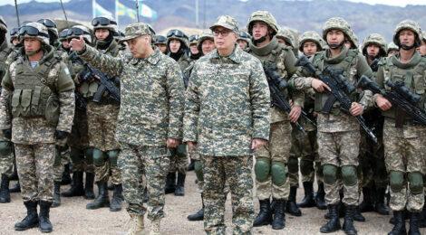 New Kazakhstani President Pledges Security Cooperation