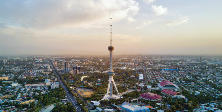 Встреча в Ташкенте