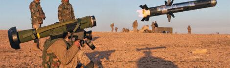 Jordanian Border Forces Train with U.S.