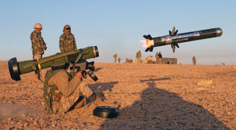 Jordanian Border Forces Train with U.S.