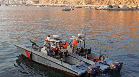 Rebuilding Yemen's Coast Guard