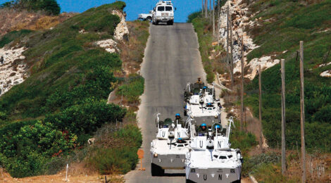 UNIFIL and Lebanese Forces Conduct Joint Exercise
