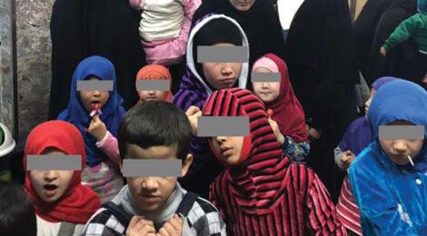 Repatriating Tajiks From War Zones