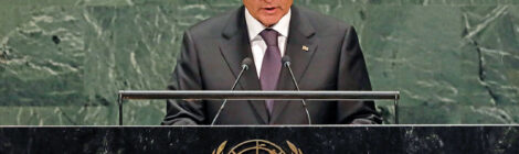 Turkmenistan Counters Terrorism