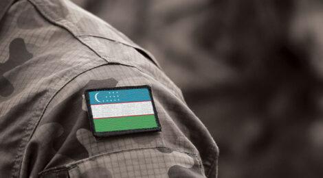 ازبکستان و همکاری امنیتی