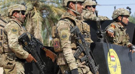Iraq Crushes Northern Daesh Remnants