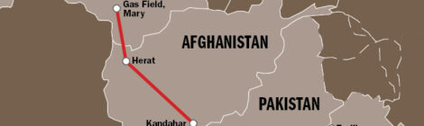 Afghanistan and its Neighbors Seek Energy Security