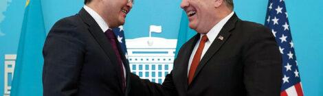 Kazakhstan, U.S. build partnership