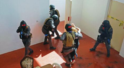 اردن امنیتي ادارې له یو بل سره یوځای کوي