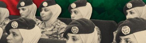 Enlisting Female Troops