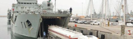 Omani Navy Extends Lifeline to Musandam Governorate