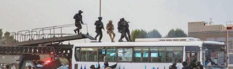 متحده عربي امارات د خلیج هیوادونو د پولیسو ځانګړو قطعاتو له تمرین څخه کوربتوب کوي