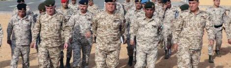 افتتاح مدينة لتدريب  القوات المسلحة في الأردن