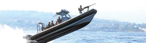 Commanding Lebanese Commandos