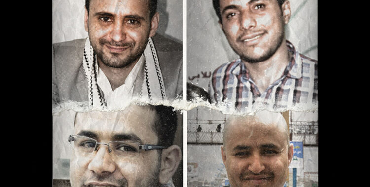 Houthis Persecute Journalists